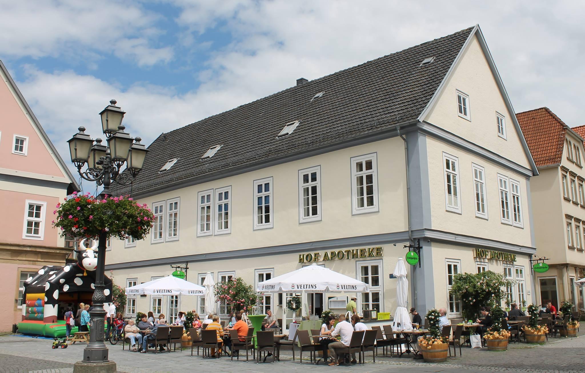 Hofapotheke Bückeburg